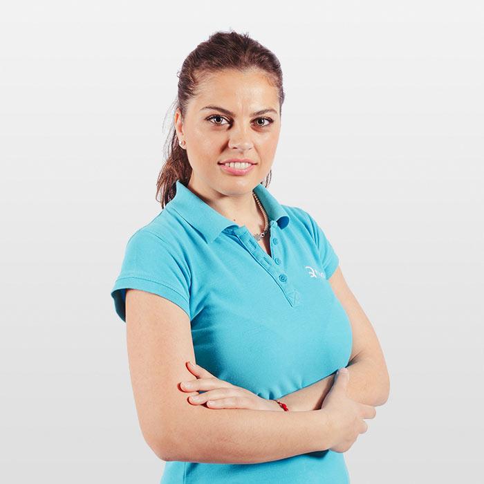 Claudia Pintilei - Ruano Policlínica Dental
