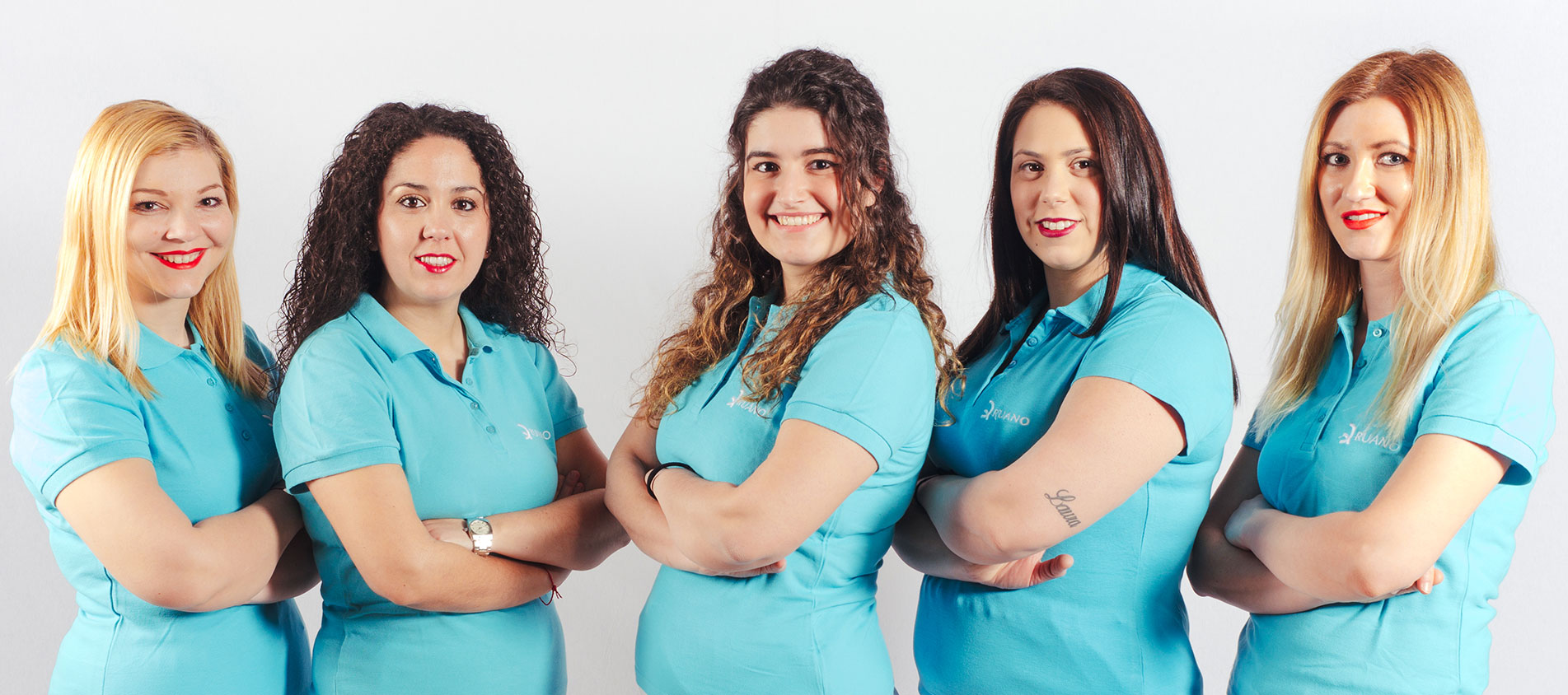 Equipo de auxiliares - Ruano Policlínica Dental